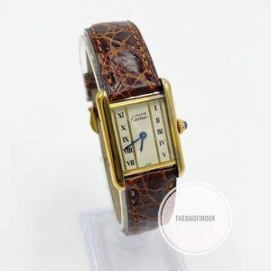 Cartier Must Ladies Watch